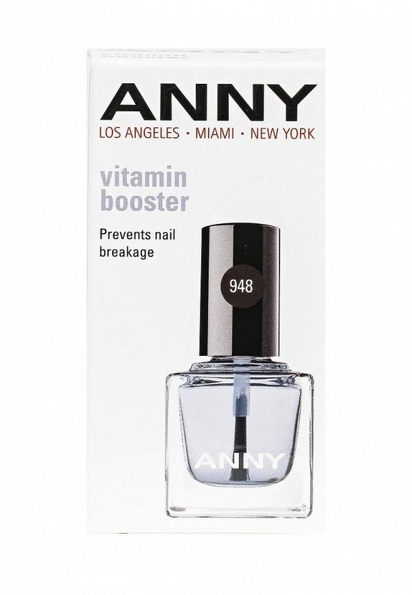 Средство Anny Укрепляющее для предупреждения растрескивания ногтей с витаминами Е и В5