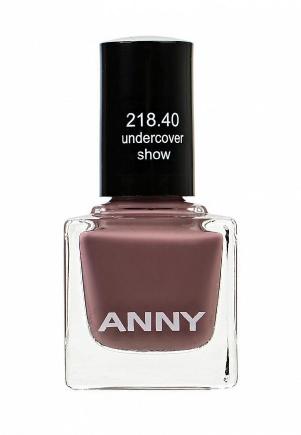 Лак Anny тон 218.40 деликатный лиловый