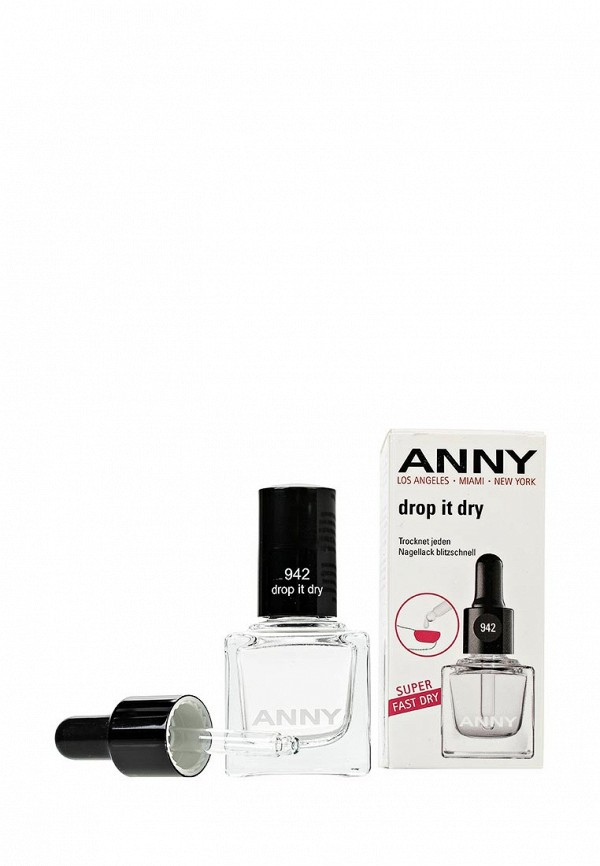 Капли Anny для высушивания лака - мгновенная сушка Drop it dry