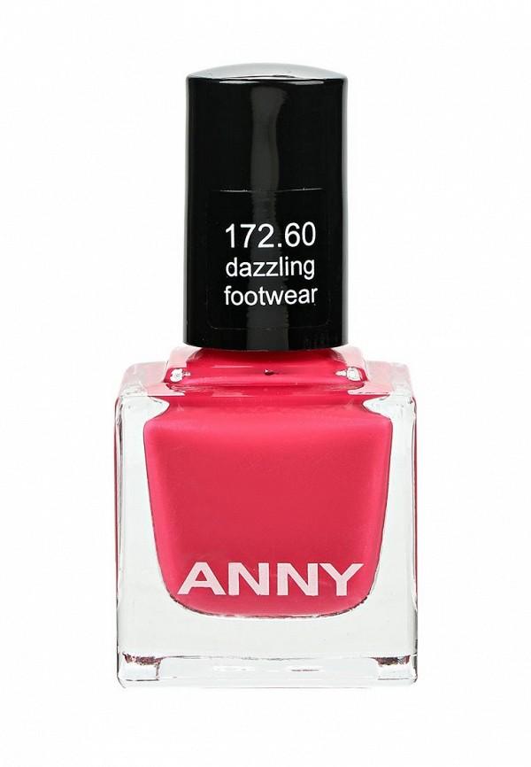 Лак для ногтей Anny тон 172.60 Ярко-розовый