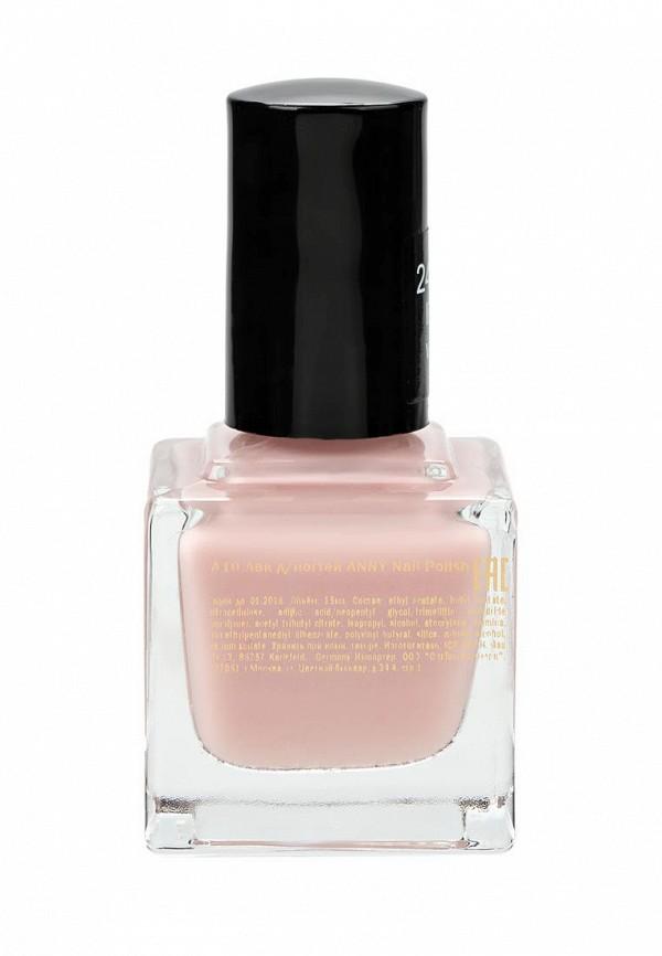 Лак для ногтей Anny для ногтей тон 244.30 светло-розовый