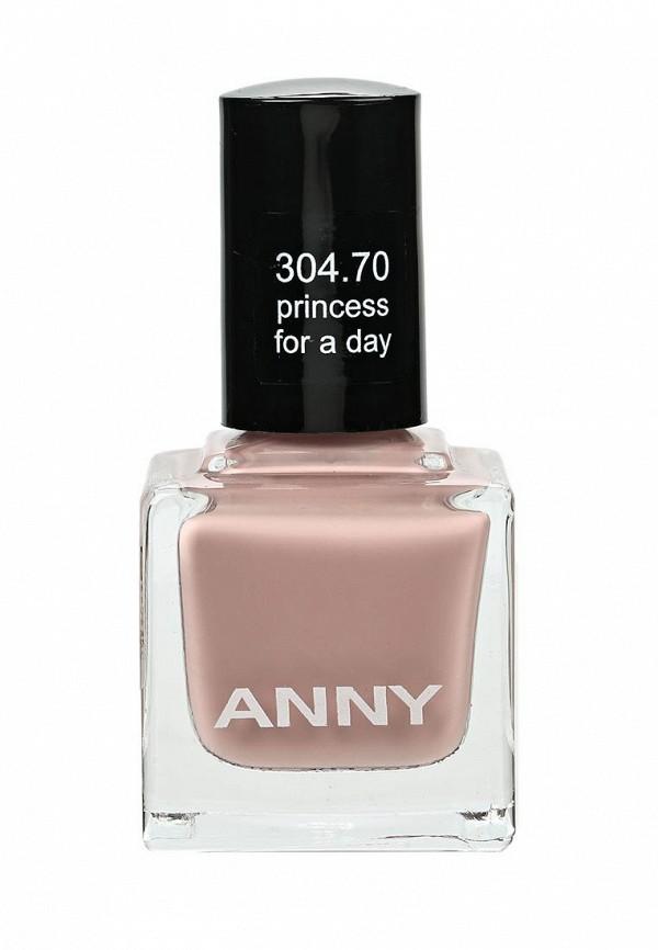 Лак для ногтей Anny тон 304.70 дымчатый ню