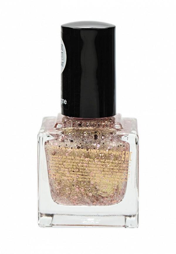 Лак для ногтей Anny для ногтей тон 456 и розово-злотистые блестки