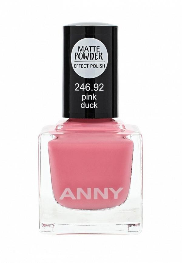 Лак для ногтей Anny Anny AN042LWMRA65 лак для ногтей anny anny an042lwywx21
