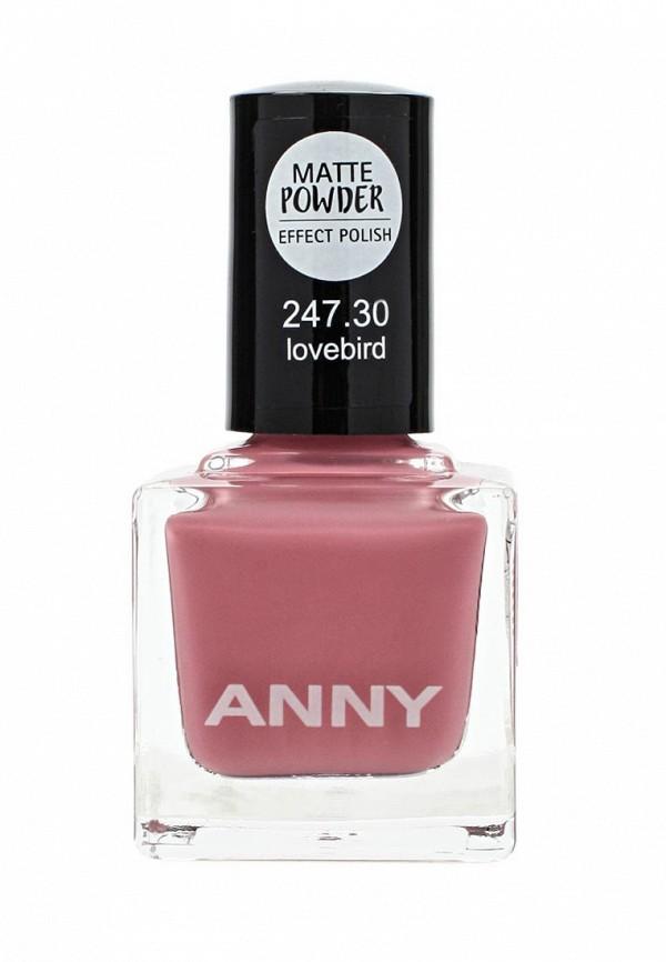 Купить Anny AN042LWMRA66, Лак для ногтей Anny, розовый, Осень-зима 2017/2018