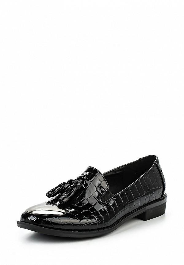 Туфли на плоской подошве Anesia FD-3: изображение 1