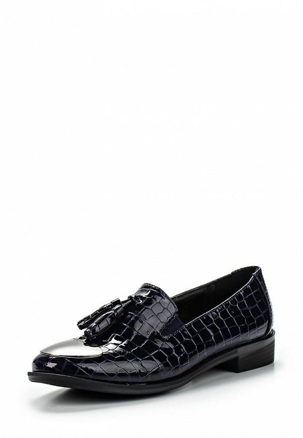 Туфли на плоской подошве Anesia FD-3