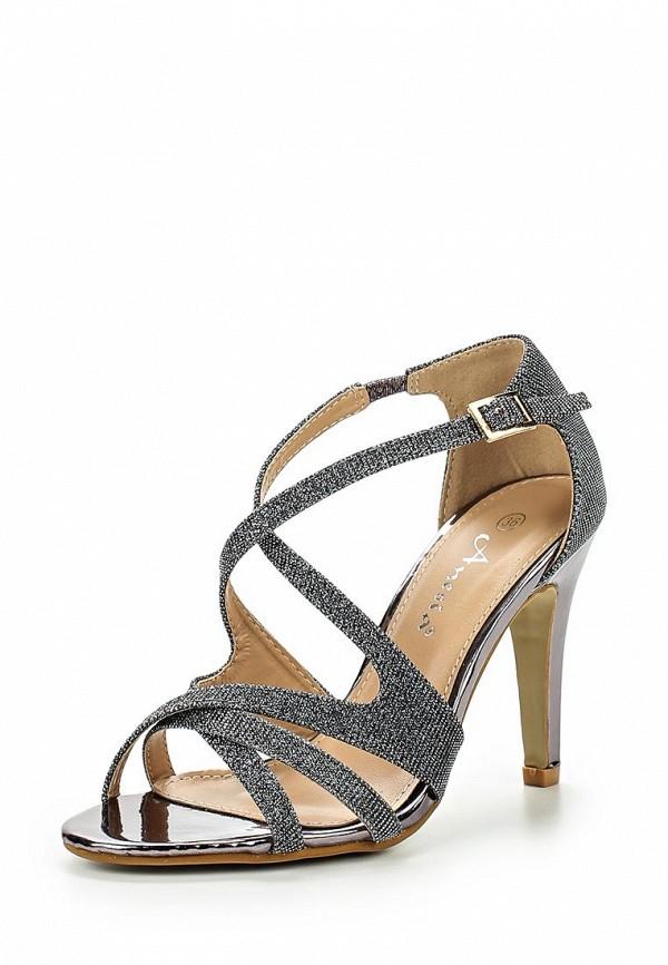 Босоножки на каблуке Anesia 66-159: изображение 1