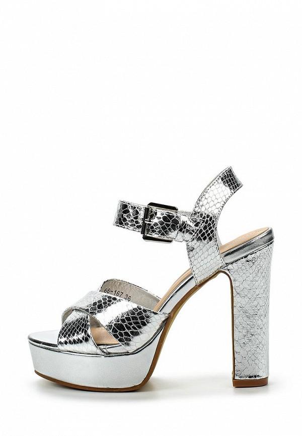 Босоножки на каблуке Anesia 66-167: изображение 2
