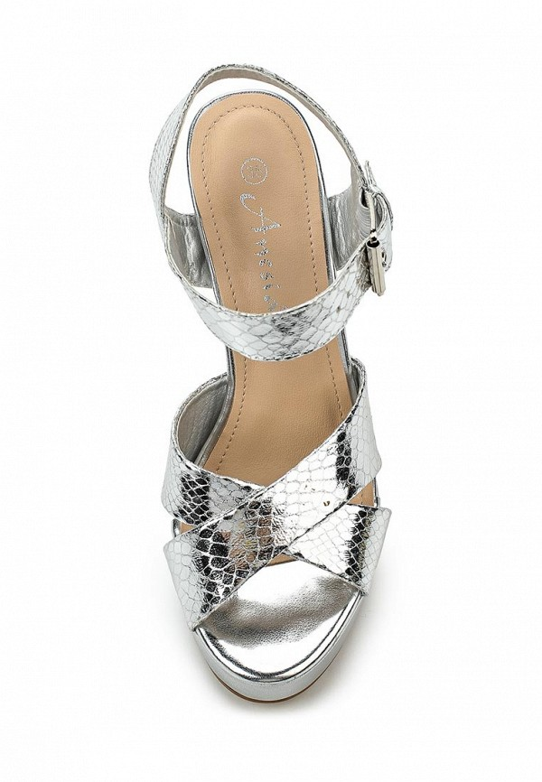 Босоножки на каблуке Anesia 66-167: изображение 4