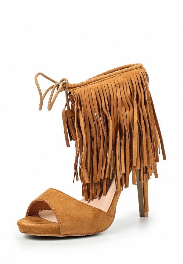 Босоножки на каблуке Anesia 66-157