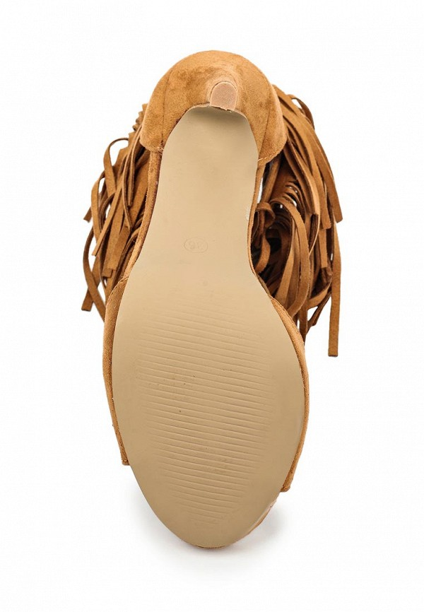 Босоножки на каблуке Anesia 66-157: изображение 3