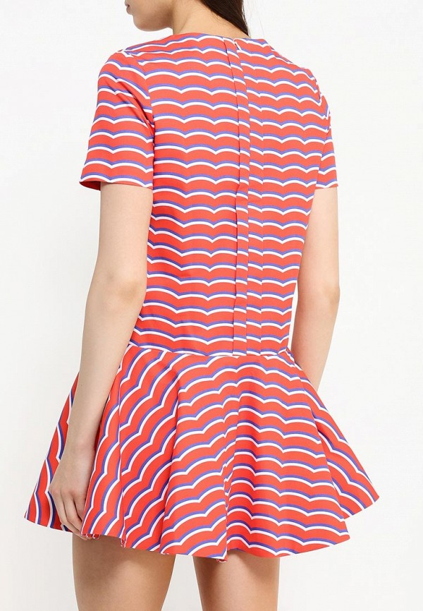 Платье-мини 10x10 An Italian Theory (Тен Тен Эн Италиан Фиори) AN26V083: изображение 4