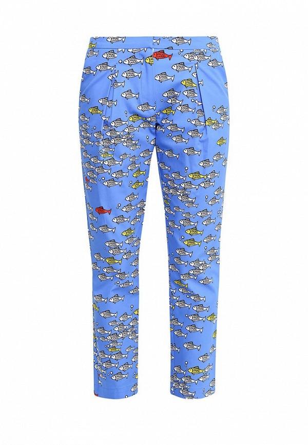 Женские зауженные брюки 10x10 An Italian Theory (Тен Тен Эн Италиан Фиори) AN25P056: изображение 1
