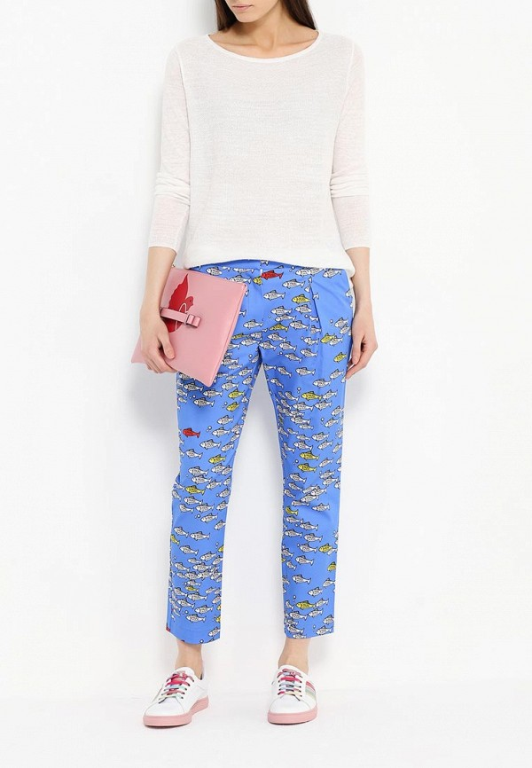 Женские зауженные брюки An Italian Theory AN25P056: изображение 2