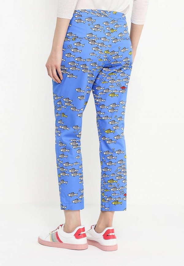 Женские зауженные брюки 10x10 An Italian Theory (Тен Тен Эн Италиан Фиори) AN25P056: изображение 4
