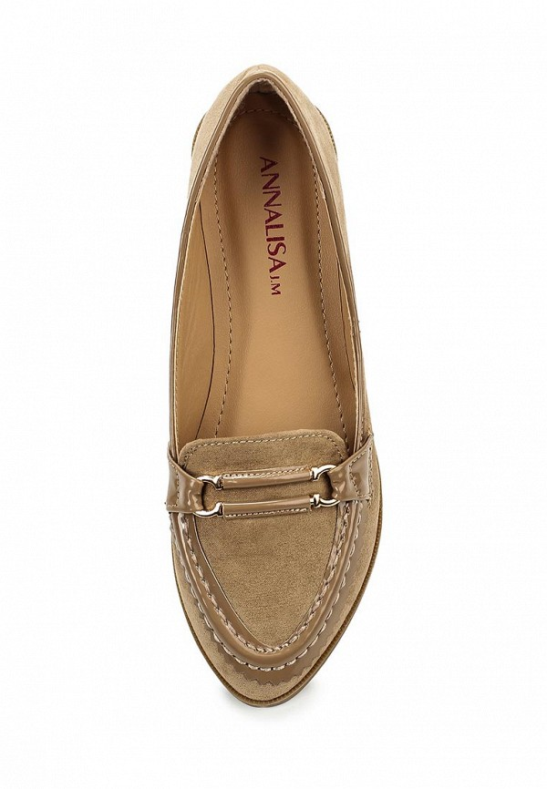 Туфли на плоской подошве Annalisa B168: изображение 4