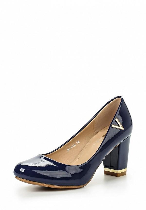 Туфли на каблуке Annalisa H137: изображение 1