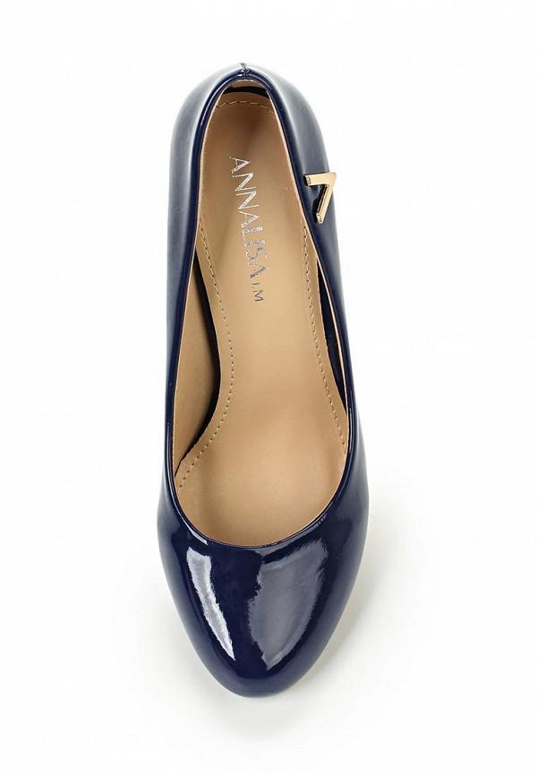 Туфли на каблуке Annalisa H137: изображение 4