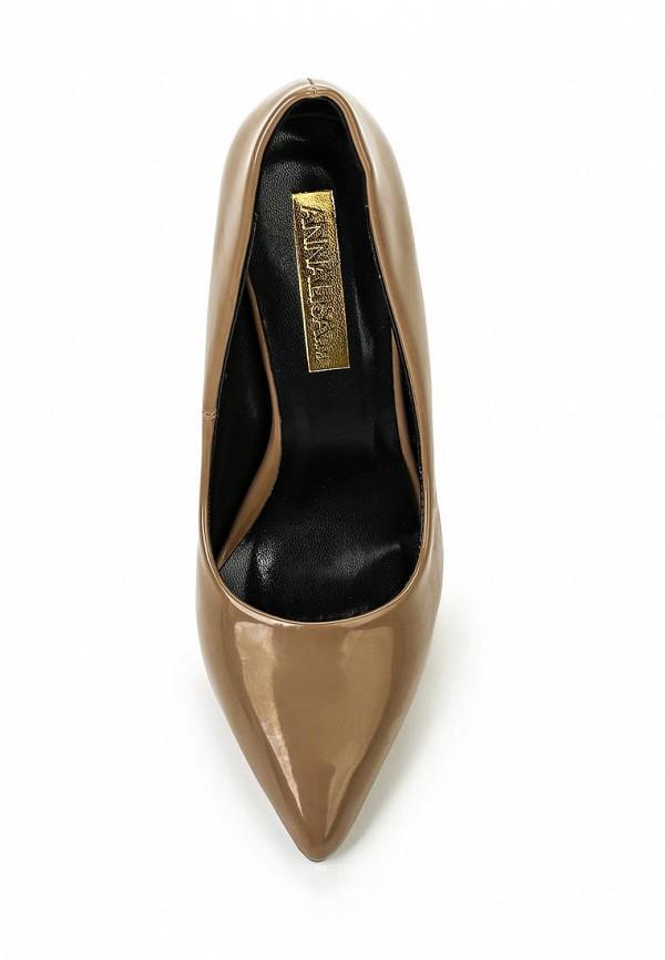 Туфли на каблуке Annalisa L541: изображение 4