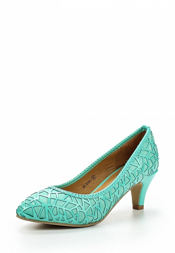 Туфли на каблуке Annalisa N160: изображение 1