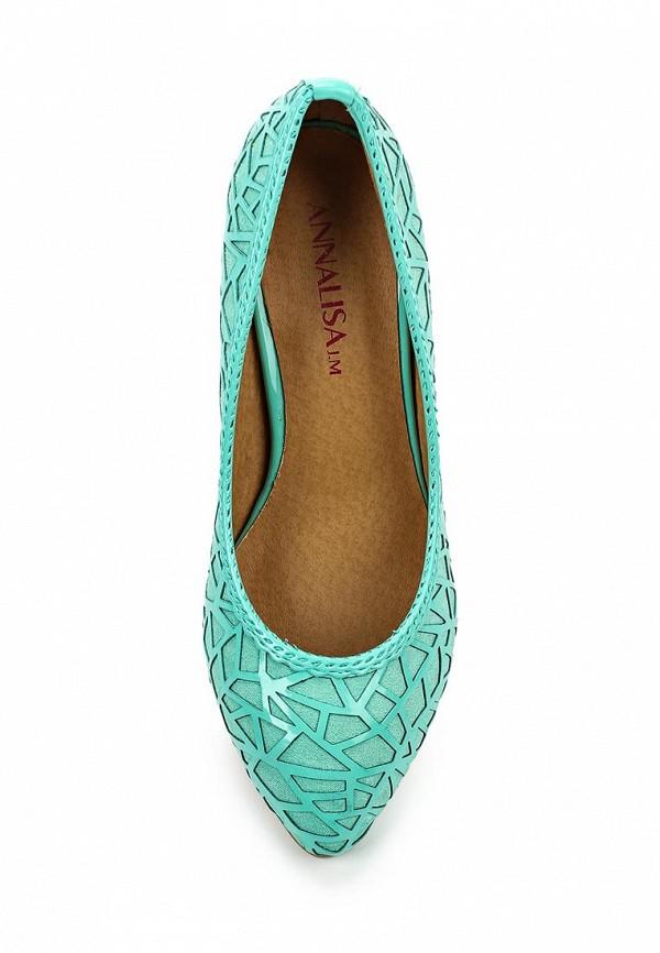 Туфли на каблуке Annalisa N160: изображение 4