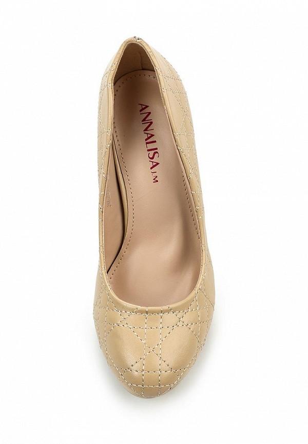 Туфли на каблуке Annalisa Z211: изображение 4