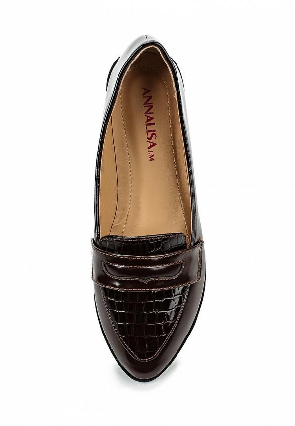 Туфли на плоской подошве Annalisa B169: изображение 4