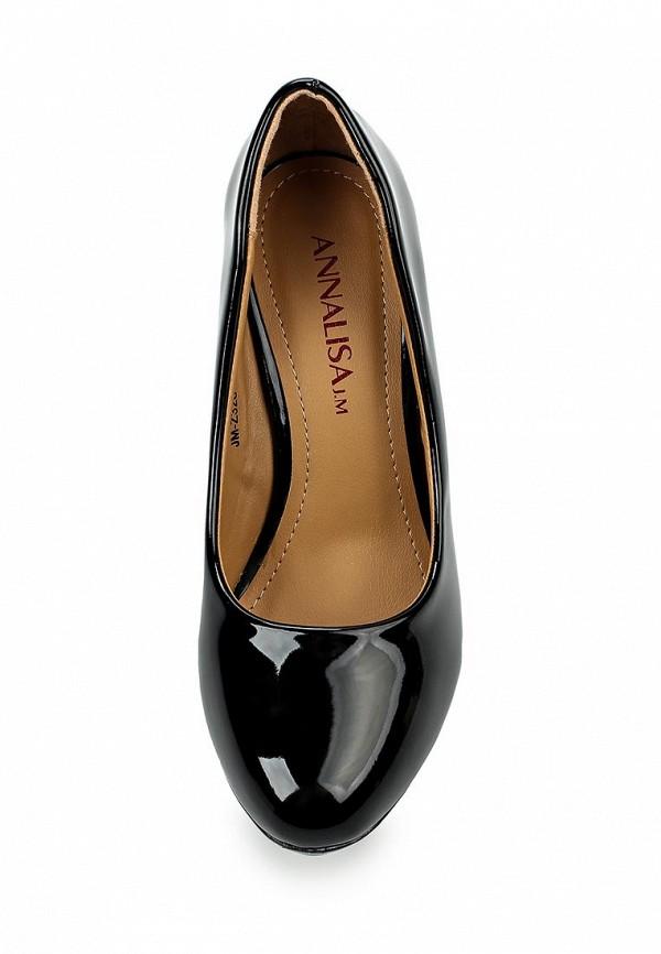 Туфли на каблуке Annalisa Z328: изображение 4
