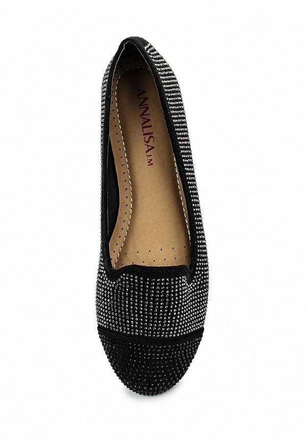 Туфли на плоской подошве Annalisa Z329: изображение 4