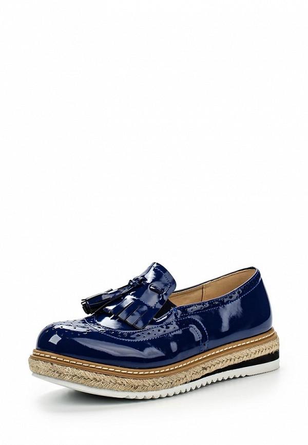 Туфли на плоской подошве Annalisa JM-H155