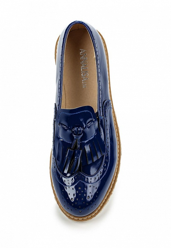 Туфли на плоской подошве Annalisa JM-H155: изображение 4