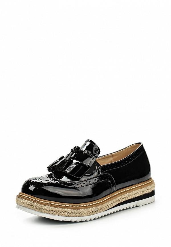 Туфли на плоской подошве Annalisa JM-H155: изображение 1