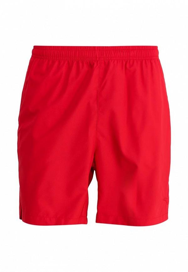 Мужские красные спортивные шорты