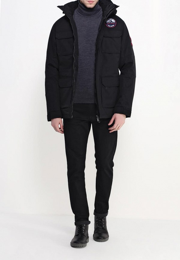 Утепленная куртка Anta 85536916-1: изображение 9