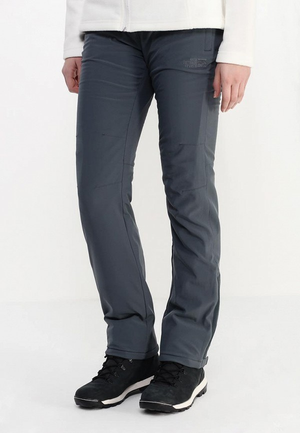 Женские утепленные брюки Anta 86536566-2: изображение 3