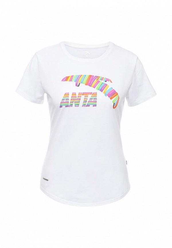 Спортивная футболка Anta 86638141-1: изображение 2