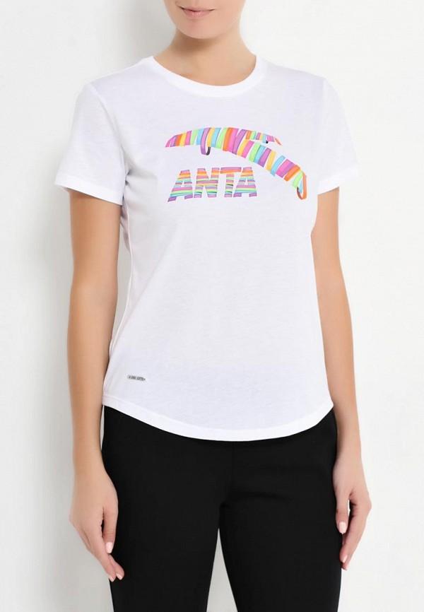Спортивная футболка Anta 86638141-1: изображение 4