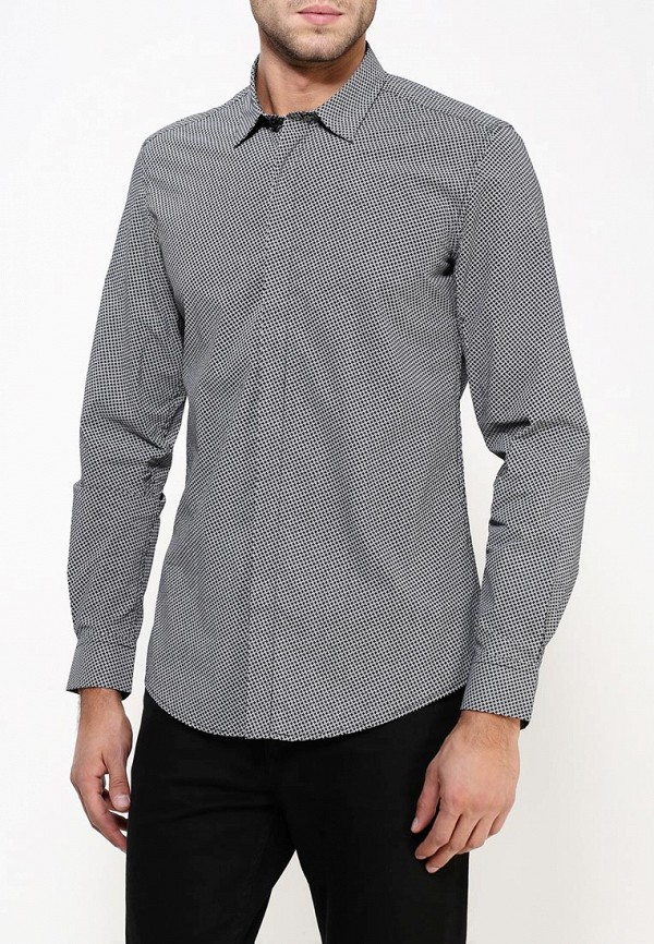 Рубашка с длинным рукавом Antony Morato MMSL00325 FA430201: изображение 9