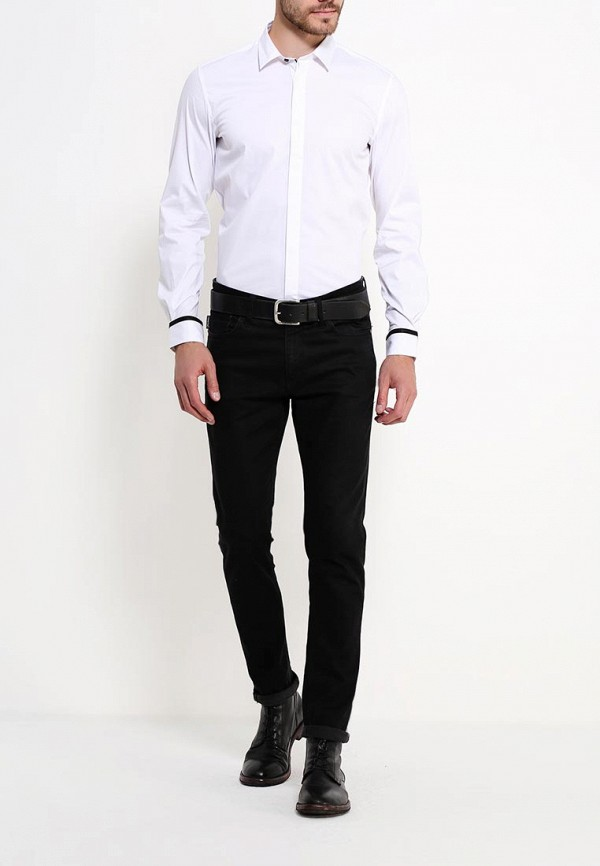 Рубашка с длинным рукавом Antony Morato MMSL00337 FA450001: изображение 2