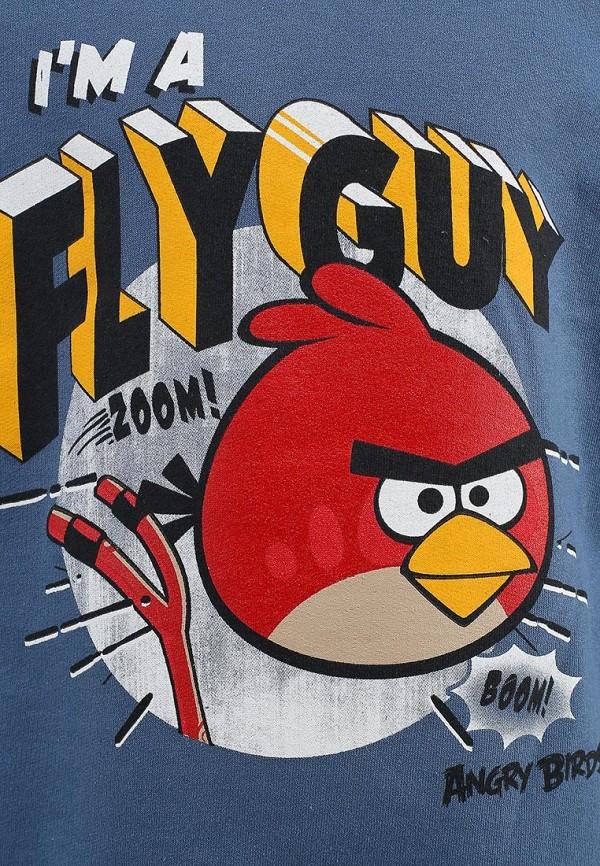 Толстовка ANGRY BIRDS (Энгри Бёрдс) AB-SHB191-BLU: изображение 3