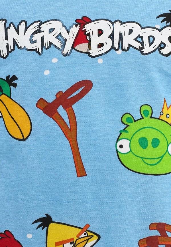Футболка с коротким рукавом ANGRY BIRDS (Энгри Бёрдс) AB-TSB175-BLU: изображение 3