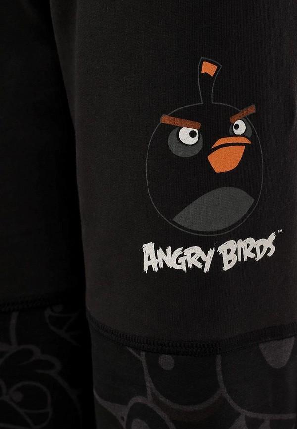 Спортивные брюки ANGRY BIRDS (Энгри Бёрдс) AB-BPP10-BLK: изображение 4