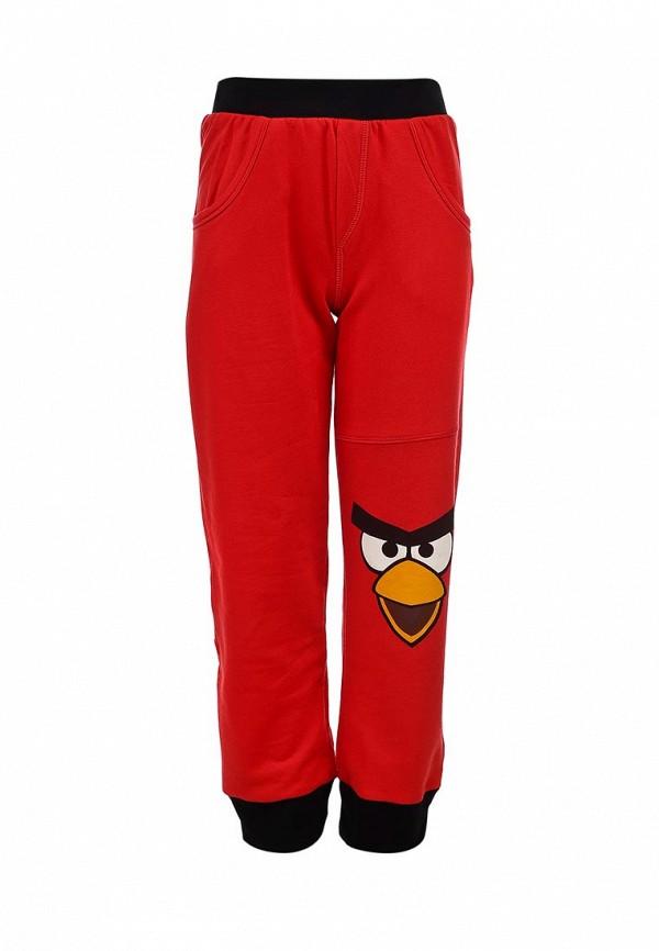 Спортивные брюки ANGRY BIRDS (Энгри Бёрдс) AB-BPP09-RED: изображение 1