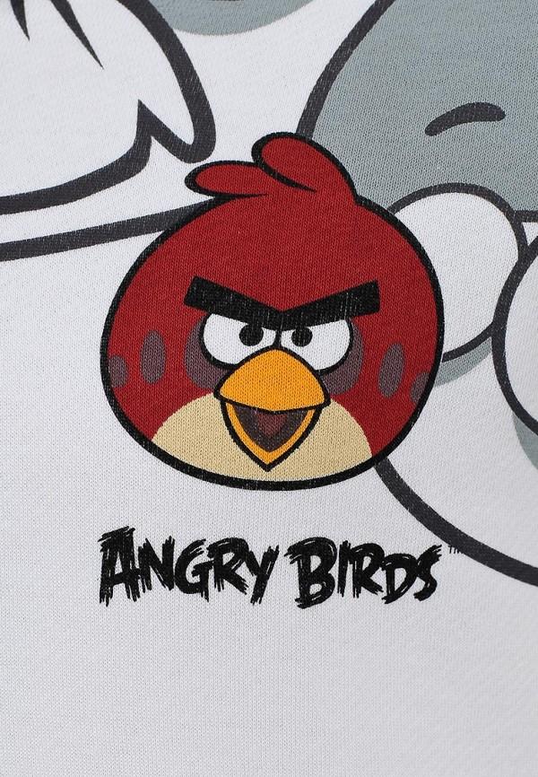Толстовка ANGRY BIRDS (Энгри Бёрдс) AB-HDB137-WHT: изображение 3