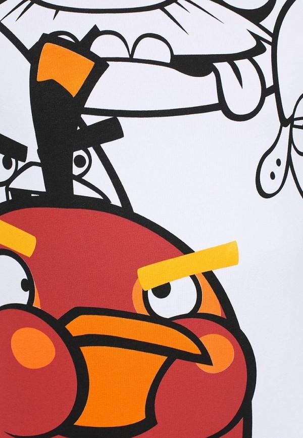 Толстовка ANGRY BIRDS (Энгри Бёрдс) AB-SHB154-WHT: изображение 4