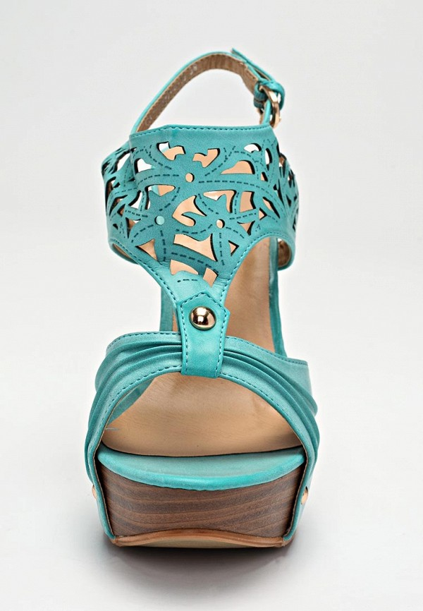 Босоножки на каблуке Aotoria 0327-4-15: изображение 5