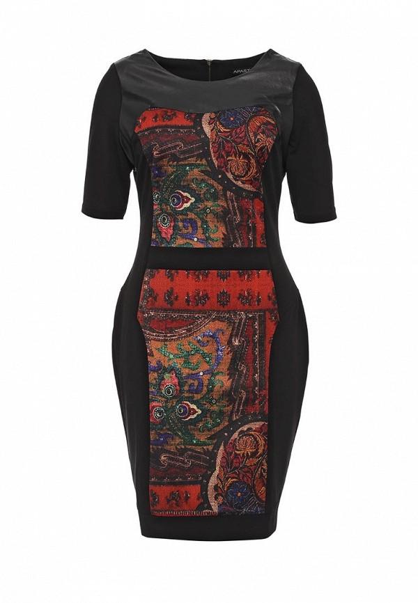 Платье-миди Apart 40439: изображение 1