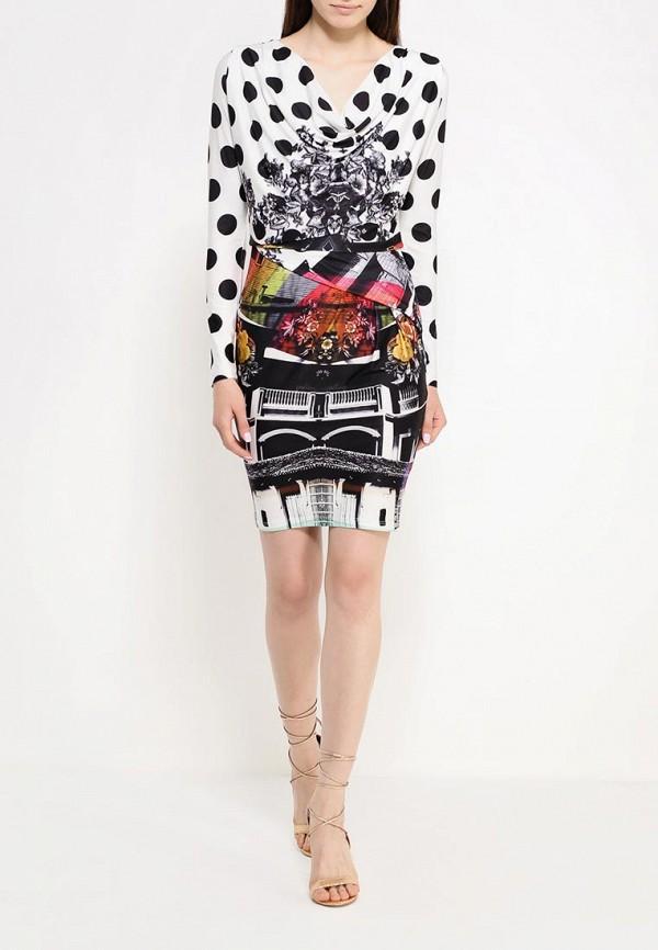 Платье-миди Apart 21683: изображение 4