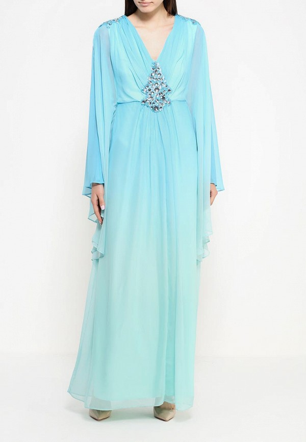 Вечернее / коктейльное платье Apart 21840: изображение 3